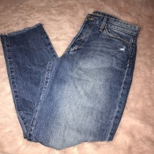 Pants - Mom Jeans